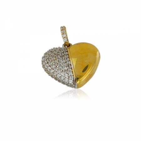 Златен пръстен с нестандартен дизайн 633.00 лв.
