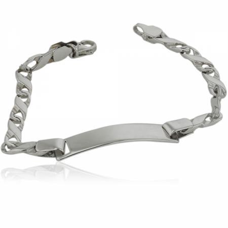 Нежни вълни от два цвята злато