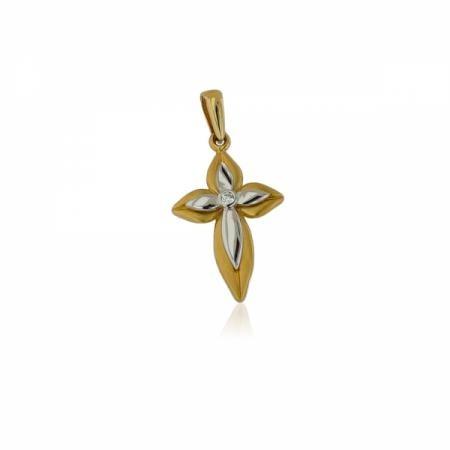 Червен конец със златен елемент буква М в кръг 38.00 лв.