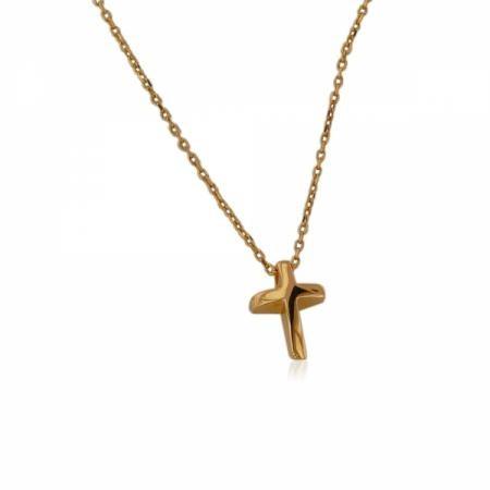 Златен годежен пръстен с овален камък и малки отстрани 268.00 лв.