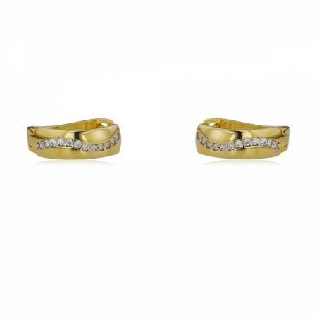 Златен пръстен с окръжности 317.00 лв.