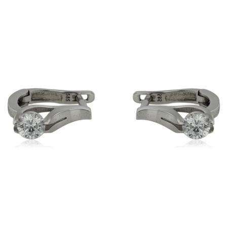 Златна висулка слон с подвижни камъчета 1,504.00 лв.