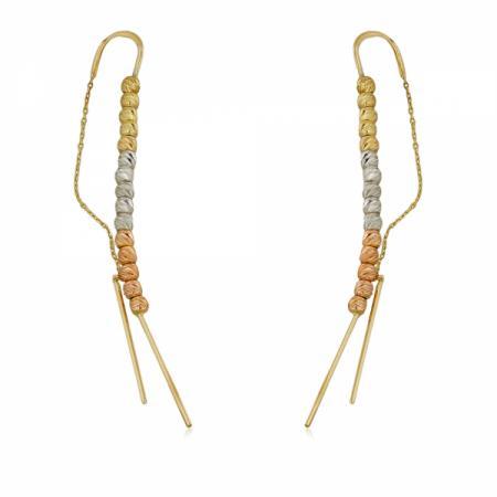 Стилен златен пръстен 404.00 лв.
