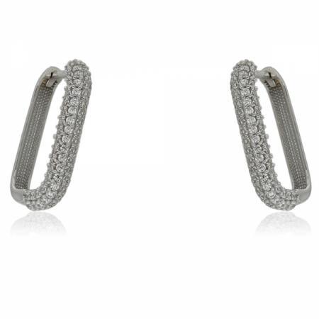 Златни обеци халки