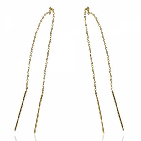 Тъмно зелен капковиден камък