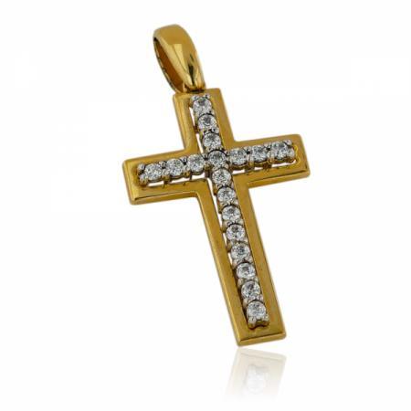 Нежен модел златен пръстен 152.00 лв.