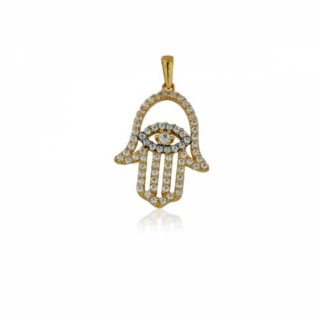 Кокетен пръстен от бяло злато 344.00 лв.