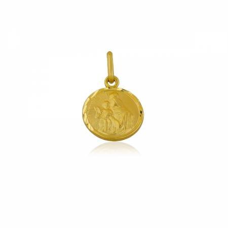 Голям златен кръст с камъни 292.00 лв.