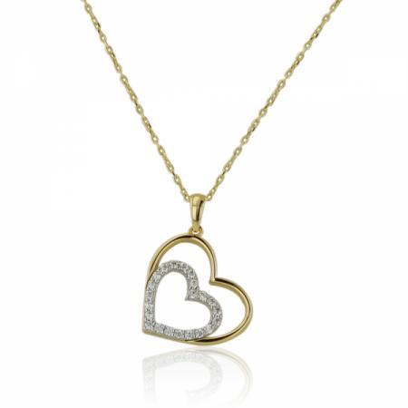 Ефектен модел златна гривна с кръст 245.00 лв.