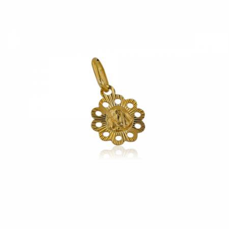 Златна висулка на Богородица