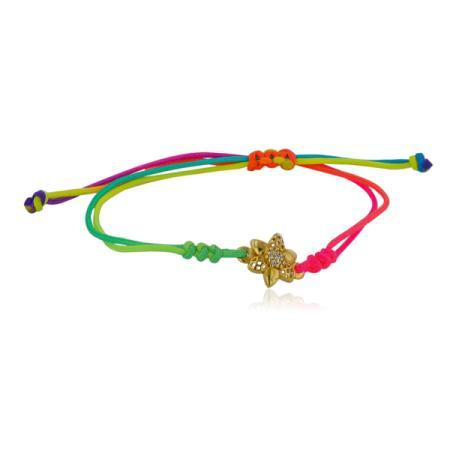 Златни обеци с вълнообразна орнаментика