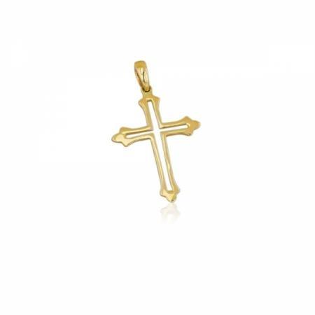 Златен кръст с камъни 165.00 лв.