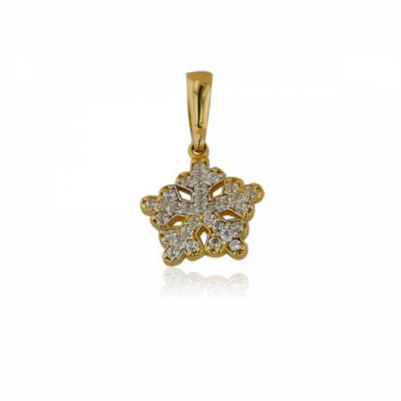 Малки модерни обеци с кръстове