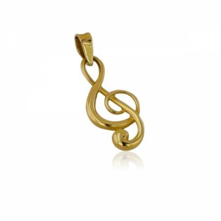 Кръст от бяло и жълто злато за дете 174.00 лв.