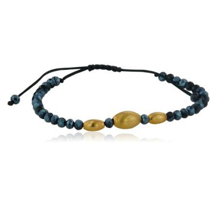 Медальон със седеф и биберон