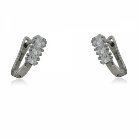 Висулка от сребро морско конче