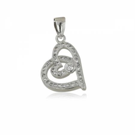 Сребърен пръстен за едра ръка