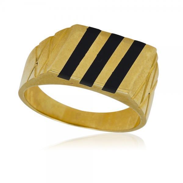голям златен пръстен тежък
