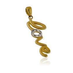 Златен пръстен с шикозна визия 1,202.04 лв.