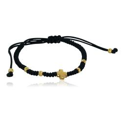Златни класически брачни халки от мат и полир
