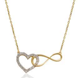 Златни брачни халки с плетеница от бяло злато 942.00 лв.