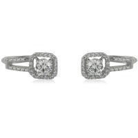 Висулка от сребро с рибна кост и дърво